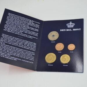 møntsæt 1991